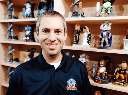 phil sklar founder national bobblehead hall of fame and museum