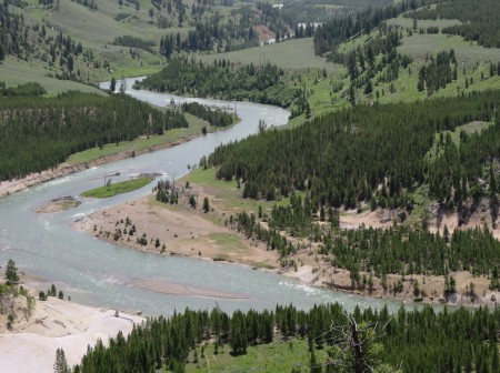 Yellowstone River 1920 1400