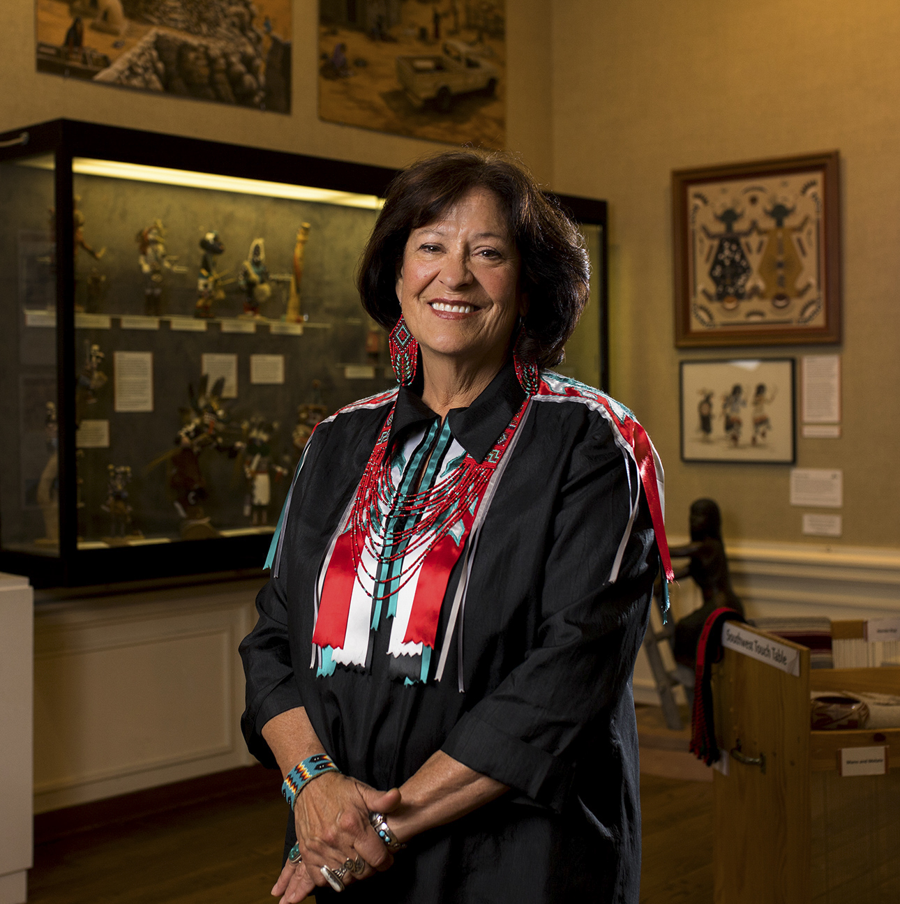 native scholar patty loew medill journalism
